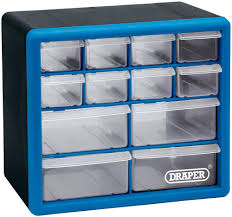 draper 12015 30 part organiser cabinet amazon co uk diy u0026 tools