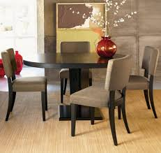 Dining Room Sets With Fabric Chairs by Modern Small Dining Room Sets Round Glass Top Carving Legged