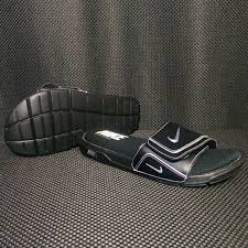 Nike Comfort Slide Men U0027s Nike Comfort Slide Sandals 360884 001 Black Size 12 Price