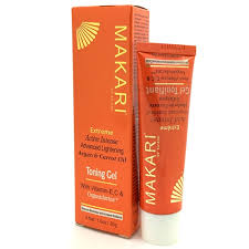 gel argan makari carrot argan gel for skin tone skincaretotal uk