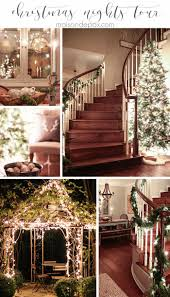 Twinkling Christmas Tree Lights Canada by 4017 Best Christmas Images On Pinterest Christmas Ideas Holiday