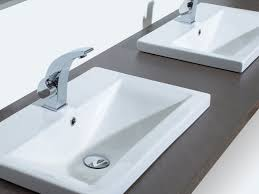 faucet interior double bowl square undermount kitchen sink with