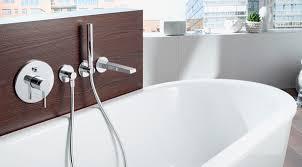 design badarmaturen hansa armaturen für küche bad und wellness megabad