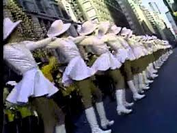 1982 macy s thanksgiving day parade with centerville high school