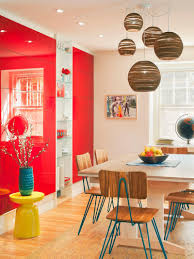 red accent wall dining room alliancemv com