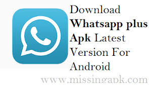 downlaod whatsapp apk whatsapp plus apk 2018 version for android
