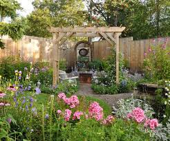 Country Backyard Landscaping Ideas by Create A Country Garden Small Garden Landscape Small Gardens