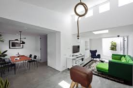 contemporary style decoratingcontemporary style among open floor