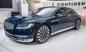 lincoln 2017 car lincoln continental concept it u0027s already headed for production in
