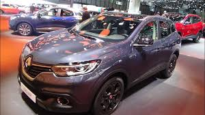 renault kadjar automatic interior 2017 renault kadjar exterior and interior geneva motor show