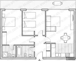 Tate Residences Floor Plan Stylish 2 Bedroom Apartment In A Newly Built Residence