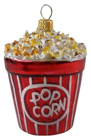 nordstrom at home handblown glass popcorn ornament nordstrom