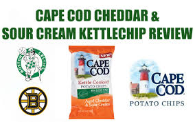 cape cod aged cheddar u0026 sour cream kettle chips review lucky 13