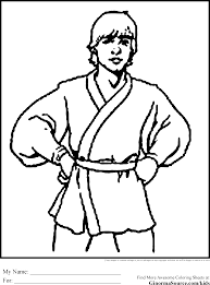star wars coloring pages luke kids coloring