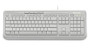 microsoft wired keyboard 600 uk layout black amazon co uk