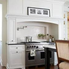 kitchen alcove ideas kitchen stove alcove design ideas