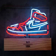these neon lights pay tribute to the air 1 freshness mag