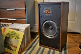 Audiophile Meme - vintage audiophile advent utility speakers by henry kloss album