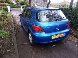 car brand peugeot 04 plate peugeot 307 hdi 1 4 diesel brand new mot good condition