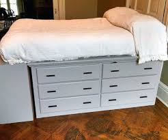 Desk Dresser Combination Under Bed Dresserlog Bunk Bed Loft Bed Desk Dresser Combo U2013 Alil Me