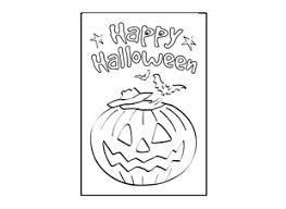 halloween cards print color divascuisine