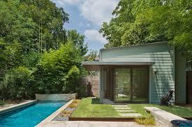 backyard architecture backyard art studio designed for a retired art teacher