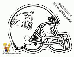 nfl coloring pages sport games printable coloring pages coloringzoom