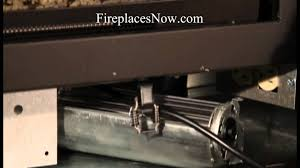 Fireplace With Blower by How To Install A Fireplace Blower Youtube
