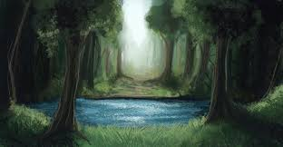 sketch forest by fridsiee on deviantart