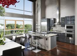 Kitchen Design New York New York Loft Kitchen Design New York Loft Style Kitchen Living