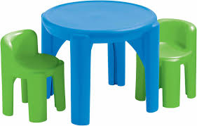 fisher price table chairs little table and chairs for marceladick com