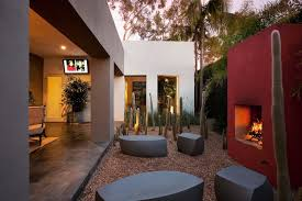 Patio Interior Design Modern Renovation Montecito Eclectic Patio Santa Barbara