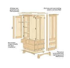 jewelry armoire plans armoire jewelry armoire plans with mirror hanging jewelry