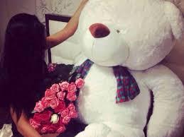big teddy big friend fluffy teddy delivered in delhi ncr