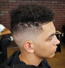 natural hair shaved side 40 ritzy shaved sides hairstyles and haircuts for men