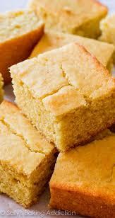 my favorite cornbread sallys baking addiction
