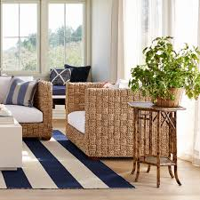 Rattan Accent Table Stunning Rattan Accent Table Tortola Accent Table Williams Sonoma