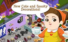amazon com bakery story halloween appstore for android