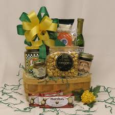 ohio gift baskets taste of toledo best of ohio gift basket