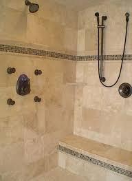 Best Shower Remodel Ideas Images On Pinterest Bathroom Ideas - Shower backsplash