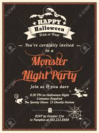 free halloween party flyer templates halloween party invitation template for card poster flyer royalty