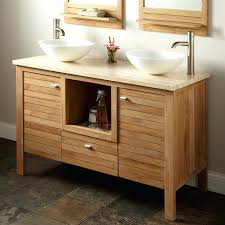 Bathroom Vanity 24 Inch by Vanities Lot 3006 Glacier Bay Bristol 24 Chestnut Vanity Combo W