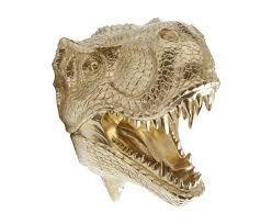 near and deer t rex dinosaur wall décor reviews wayfair