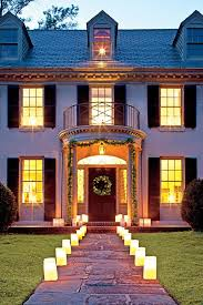 B And Q Christmas Window Decorations by 100 Fresh Christmas Decorating Ideas Southern Living