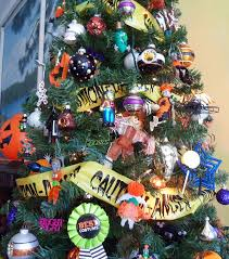 Halloween Ornament Tree by Happier Than A Pig In Mud Halloween Tree 2014