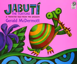 jabutí the tortoise a trickster tale from the amazon gerald