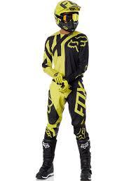 motocross jersey fox dark yellow 2018 360 preme mx jersey fox freestylextreme
