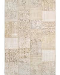 6x9 Wool Area Rugs Spectacular Deal On Vintage Turkish Patchwork Beige Wool Area Rug