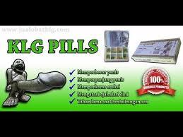 jual obat klg pills asli obat pembesar alat vital herbal youtube
