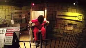 Tennessee Electric Chair Man On Electric Chair Ripley U0027s Believe It Or Not London Youtube